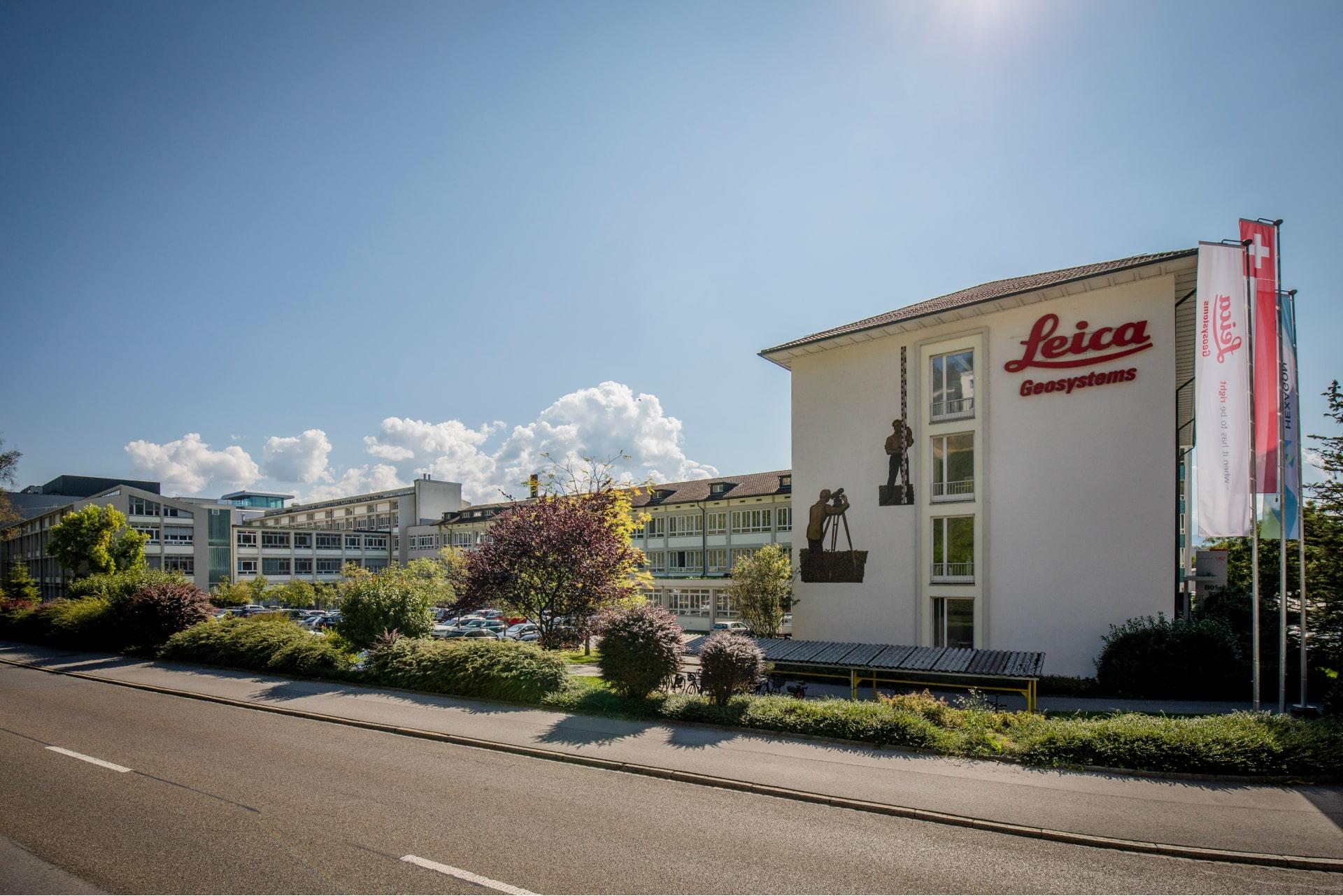Rheintal Leica Geosystems 3